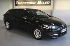 Renault Megane III 1,5 dCi 110 Limited Navi Style ST