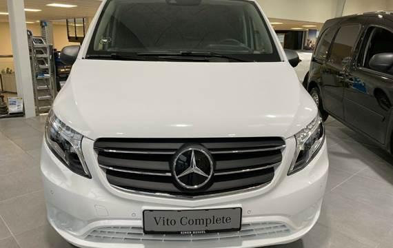 Mercedes Vito 114 2,0 CDi Kassevogn aut. L RWD