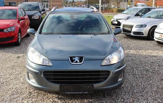 Peugeot 407 1,6 HDi 109 Premium SW