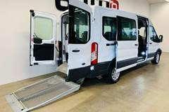Ford Transit 350 L3 Kombi 2,0 TDCi 130 Trend aut. H2 FWD