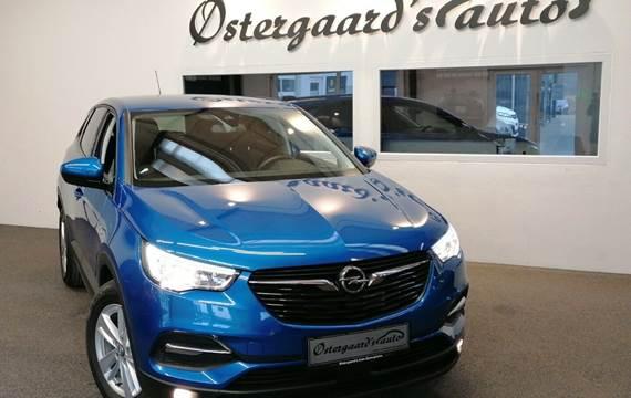 Opel Grandland X 1,2 T 130 Enjoy aut.