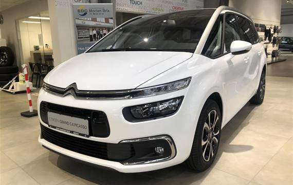 Citroën C4 SpaceTourer 1,5 Blue HDi VIP EAT8