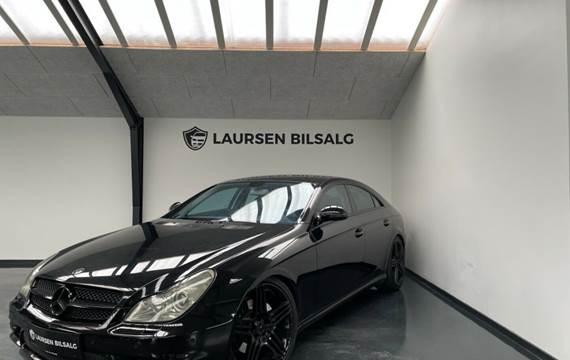 Mercedes CLS500 5,0 aut.