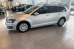 VW Golf VII 1,6 TDi 110 BlueMotion Variant