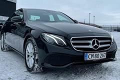 Mercedes E220 d 2,0 D 9G-Tronic 194HK 9g Aut.