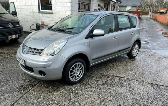 Nissan Note 1,5 dCi 86 Active