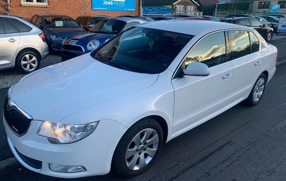 Skoda Superb 1,6 TDi 105 Comfort GreenLine