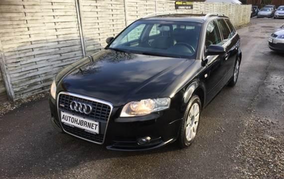 Audi A4 2,0 S-line Avant