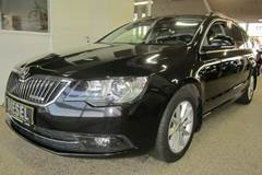 Skoda Superb 1,6 TDi 105 Ambition Combi GL