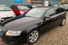 Audi A6 3,0 TDi Avant quattro Tiptr. Van