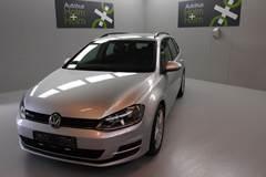VW Golf VII 1,6 TDi 110 BlueMotion Variant