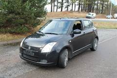 Suzuki Swift 1,3 GL 92HK 5d