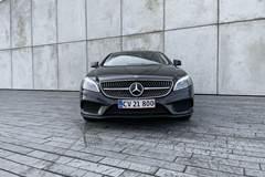 Mercedes CLS350 - 258 hk, PÅ LAGER, AMG LINE, LUFTUNDERVOGN, APPLE CARPLAY, 9G-TRONIC