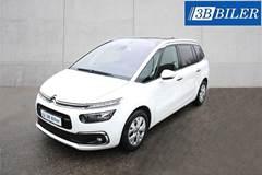 Citroën Grand C4 Picasso 1,6 Blue HDi Intensive EAT6 start/stop 120HK 6g Aut.