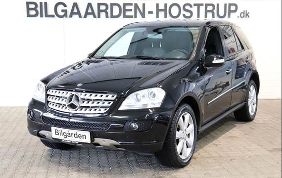 Mercedes ML420 4,0 CDi aut. 4Matic Van