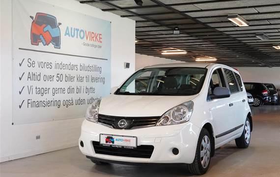 Nissan Note 1,4 16V Visia A/C  Stc