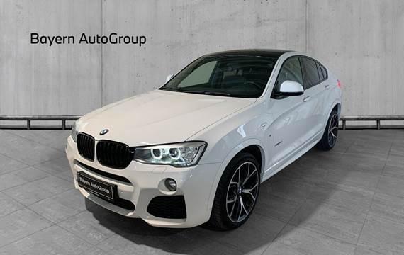 BMW X4 3,0 xDrive35i M Performance aut.