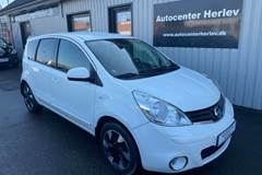 Nissan Note 1,4 Select Edition