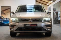 VW Tiguan 2,0 TSi 180 Highline DSG 4M
