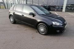 VW Golf VI 2,0 TDi 140 Comfortline BMT Van