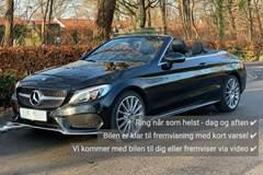 Mercedes C200 2,0 AMG Line Cabriolet aut.