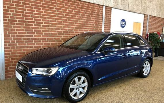 Audi A3 1,4 TFSi 122 Ambition SB S-tr.