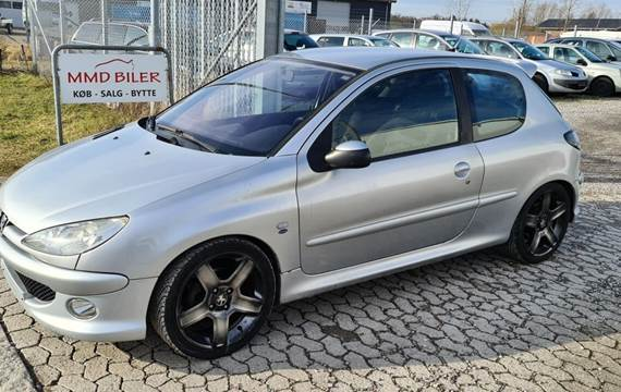 Peugeot 206 1,6 Edition S