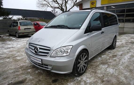 Mercedes Vito 116 2,2 CDi Kombi aut. L