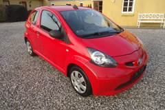 Toyota Aygo 1,0 Person bil