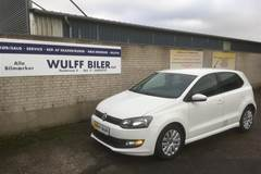 VW Polo 1,2 blueMotion TDI  5d