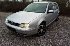 VW Golf IV 1,9 TDi 100 Highline