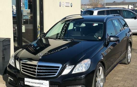 Mercedes E350 3,0 CDi Avantgarde stc. aut. BE