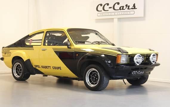 Opel Kadett 1,9 GTE