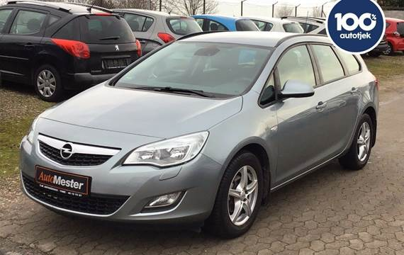 Opel Astra 1,6 Sport ST