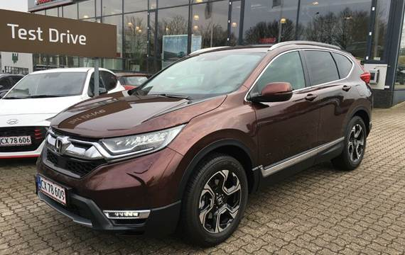 Honda CR-V 1,5 VTEC Turbo Lifestyle CVT AWD