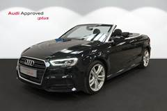 Audi A3 TFSi Limited+ Cabriolet S-tr.