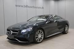 Mercedes S63 5,5 AMG Coupé aut. 4-M