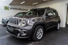 Jeep Renegade 1,3 T 150 Limited DCT