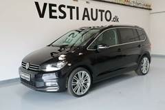 VW Touran 1,6 TDi 115 Highline DSG Van