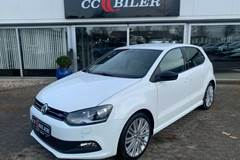 VW Polo 1,4 TSi 150 BlueGT Van