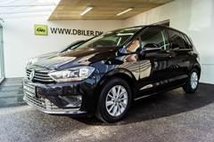 VW Golf Sportsvan 1,4 TSi 125 Comfortline DSG BMT