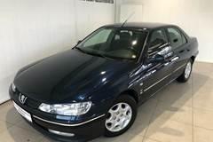Peugeot 406 3,0 V6 SV 210