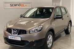 Nissan Qashqai 1,6 Visia CVT