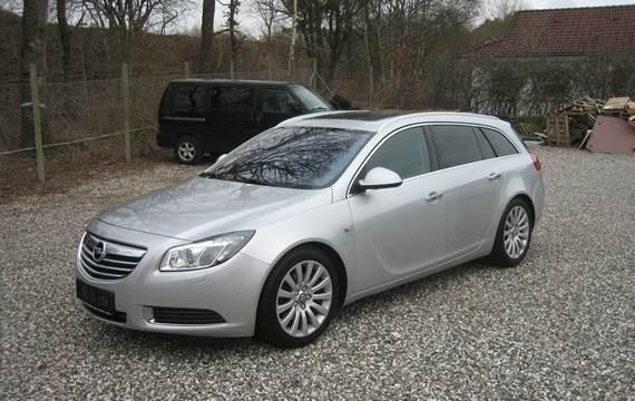 Opel Insignia 2,0 CDTi 160 Cosmo Sports Tourer eco