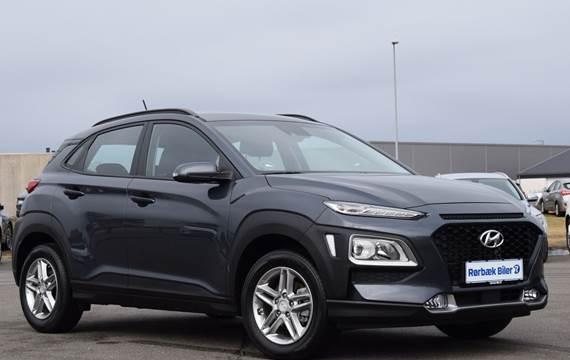 Hyundai Kona 1,6 CRDi 136 Trend DCT