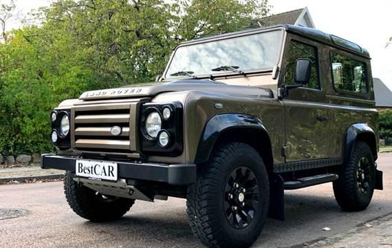 Land Rover Defender 90 2,2 TD4 SW SE