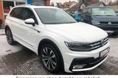 VW Tiguan TDI Highline 4M R LINE LED PANO HUD