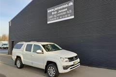 VW Amarok 3,0 V6 TDI Highline 4Motion  Pick-Up 8g Aut.