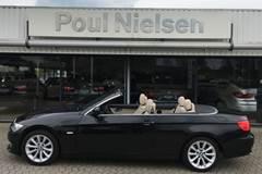 BMW 320d 2,0 Cabriolet aut.