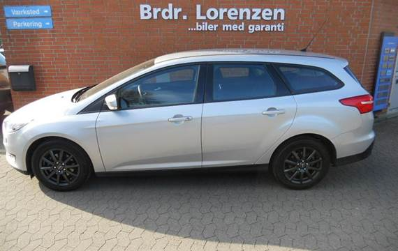 Ford Focus 1,0 EcoBoost Trend  5d 6g